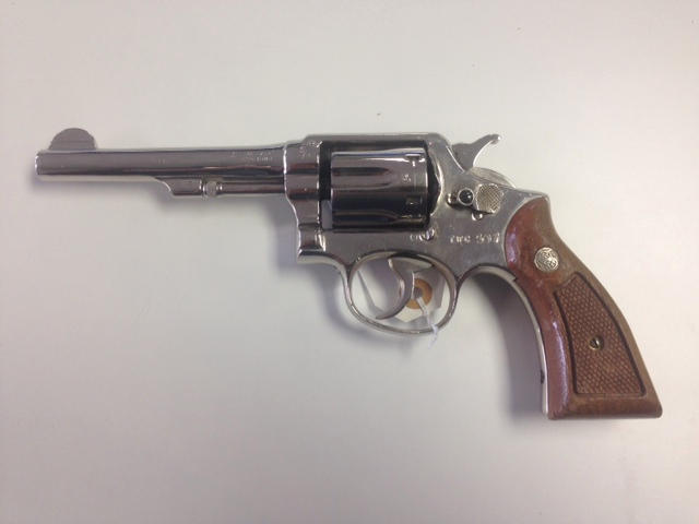 Smith Amp Wesson Model 10 38 Caliber 5 Quot Barrel Vinesett S