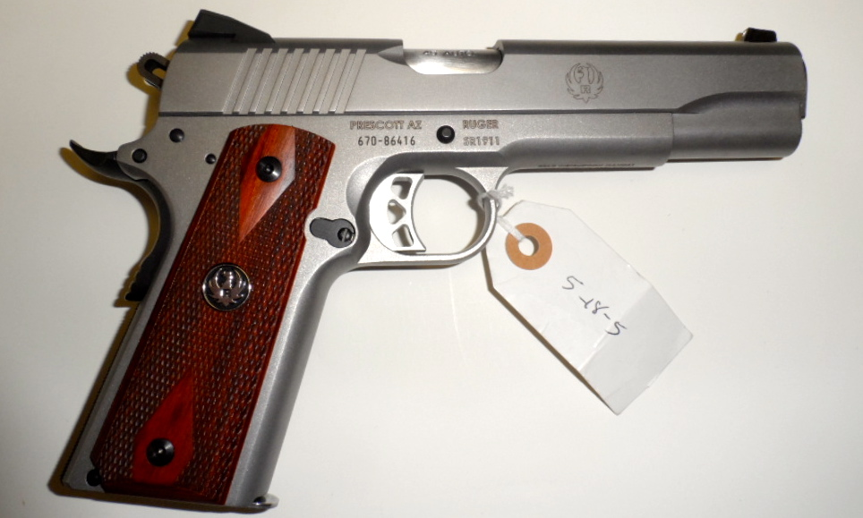 New Ruger SR1911 .45 cal for sale