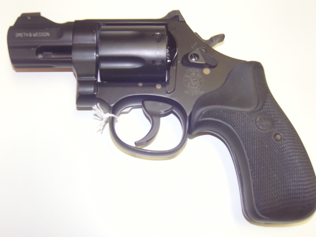 Smith & Wesson Model 386 Night Guard 357 mag. for sale