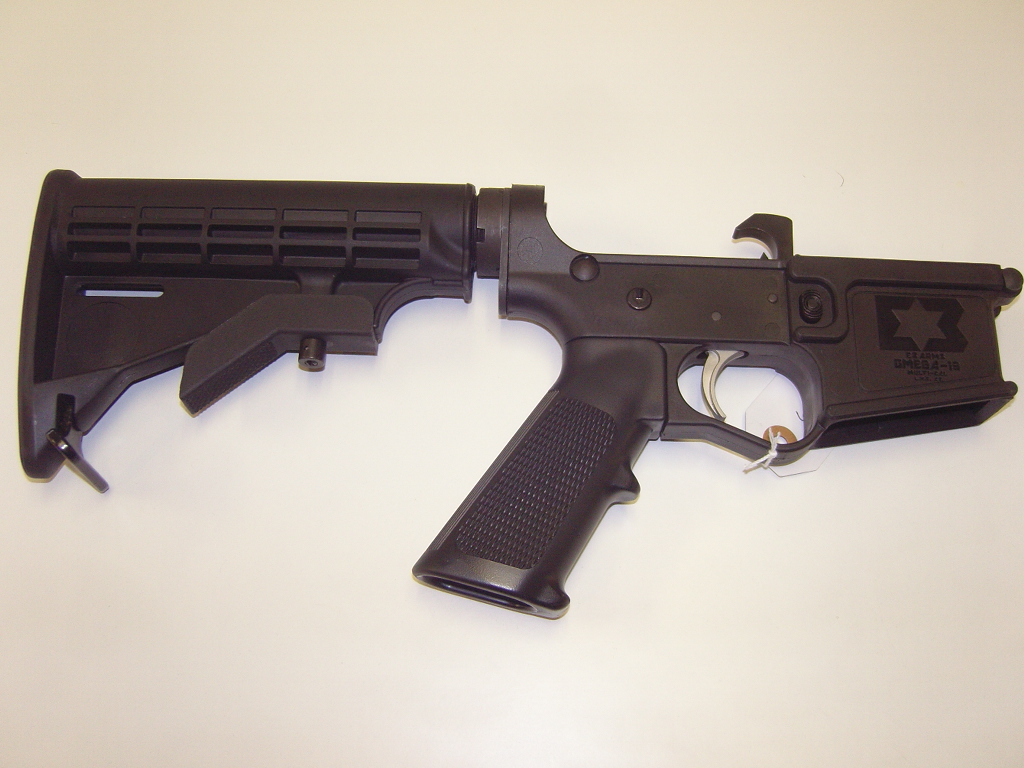 E3 Arms lower receiver