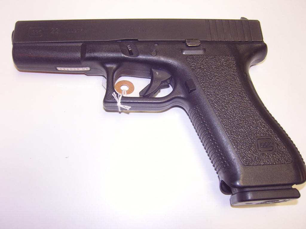 Glock model 22 gen 2 – 40 cal.for sale