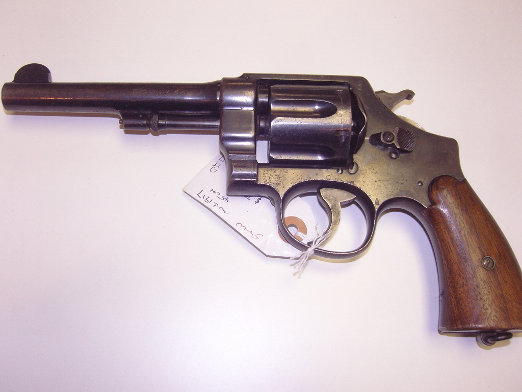 Smith & Wesson Model 1917 Revolver 45 caliber for sale