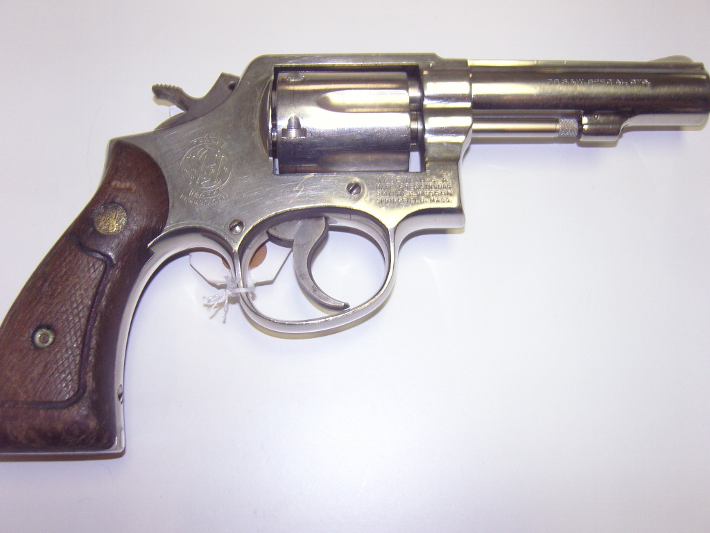 S&W Model 10 Revolver 38 caliber for sale