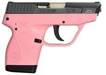 Taurus PT 738 Pink calibar 380