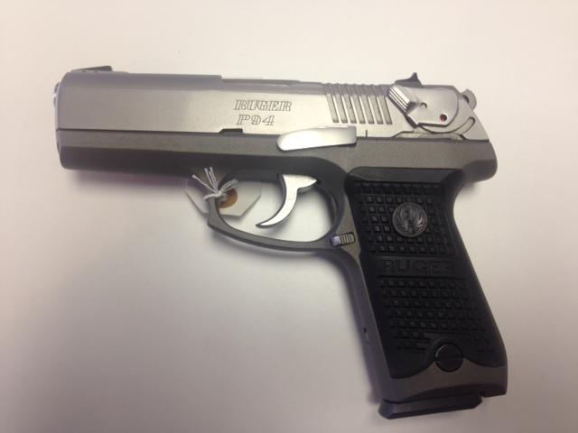 Ruger model P 94 40 caliber
