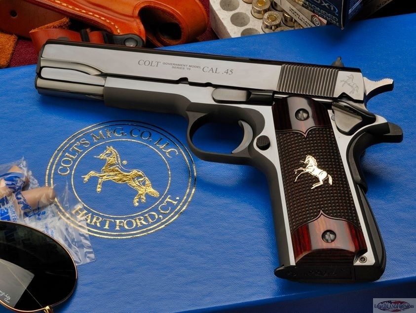 Colt Royal Government 1911 45 caliber one of 300