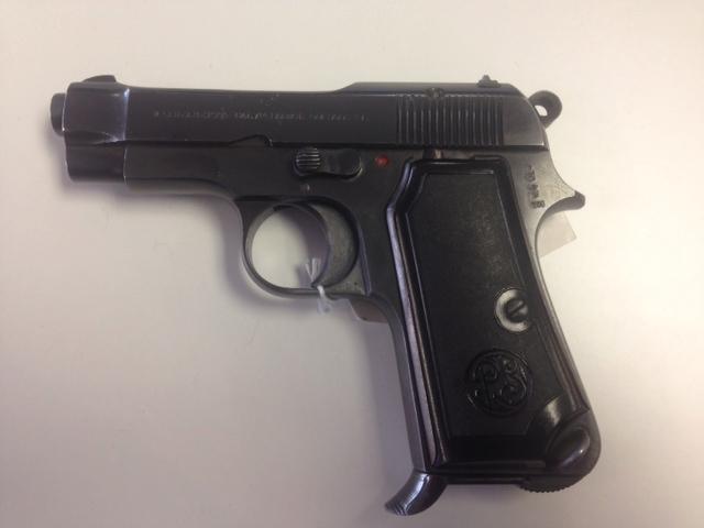 Beretta model 1935 7.65 caliber