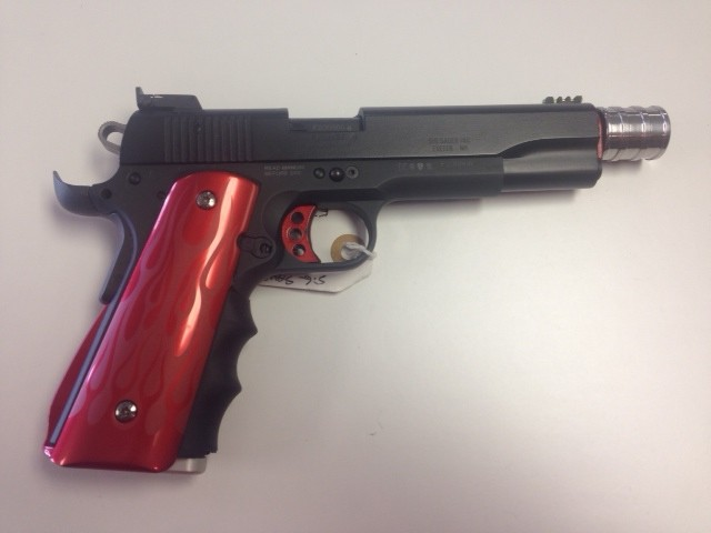 Sig Sauer 1911-22 caliber pistol